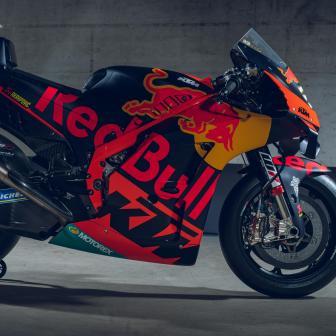 Die Fotos der offiziellen KTM RC16 für 2020