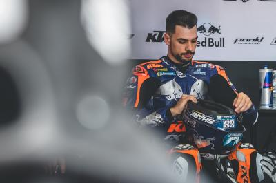 "Oliveira: ""KTM showed what we want to be in MotoGP: Giants!"""