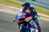 Hector Garzo, Flexbox HP 40, Jerez Moto2™-Moto3™ Test