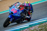 Jason Dupasquier, Carxpert PruestelGP, Jerez Moto2™-Moto3™ Test