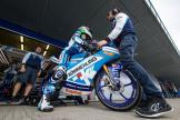 Jeremy Alcoba, Kőmmerling Gresini Moto3, Jerez Moto2™-Moto3™ Test