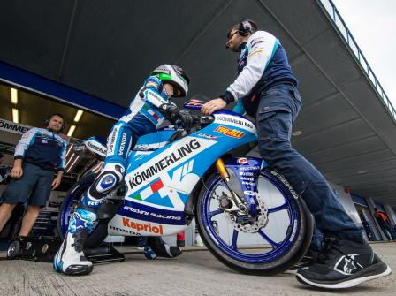 Jerez Moto2™-Moto3™ Test