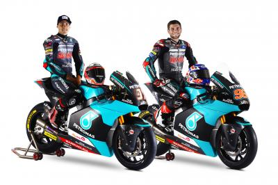 Petronas Sprinta Racing present new Moto2™, Moto3™ liveries