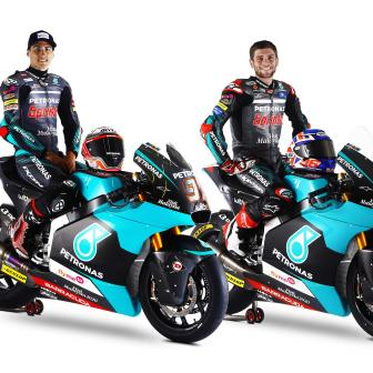 Petronas Sprinta Racing präsentiert ein neues Design