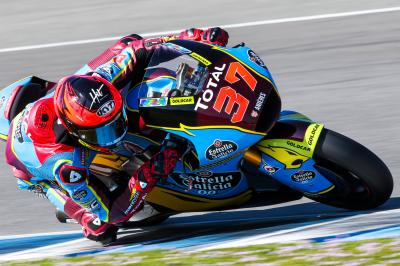 Moto2™ and Moto3™ head for Jerez to get down to business