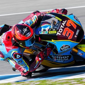 Moto2™- und Moto3™ Teams machen sich bereit für Jerez -Test