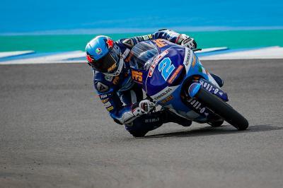 Rodrigo übernimmt an Tag 2 in Jerez die Führung
