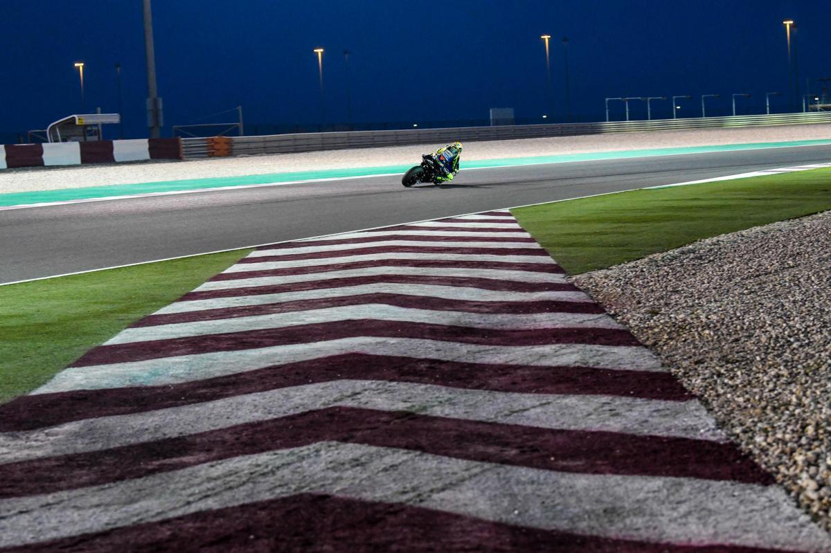 Last call for preseason: the Qatar Test lights up Losail