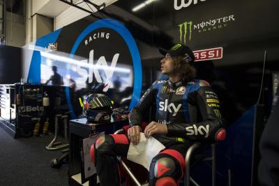 Bezzecchi marks Day 2 pace at Jerez Test