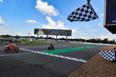 Il OR Thailand Grand Prix si svolgerà come previsto