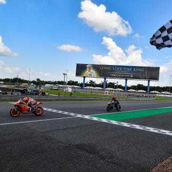 Der OR Grand Prix von Thailand wird stattfinden