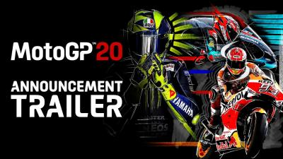 MotoGP™20 saldrá a la venta el 23 de abril