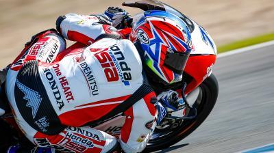 Test Moto3™ : Ils se sont mis en évidence à Jerez