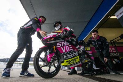 Le foto più belle direttamente dai Test di Jerez