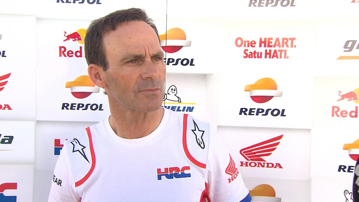 Alberto Puig on Honda's Marquez contract decision