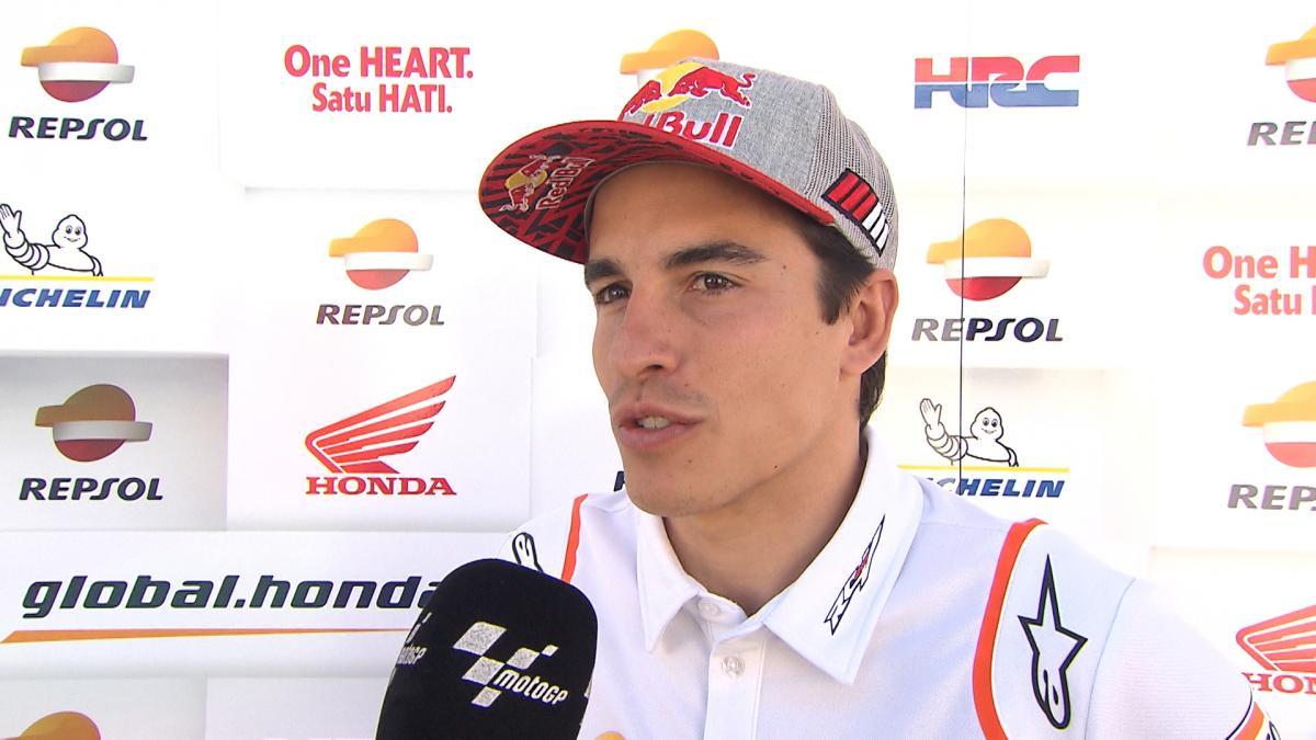 Marquez explains the 4-year Repsol Honda deal