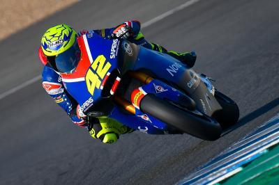 Así viven Dalla Porta, Canet y Ramírez su salto a Moto2™