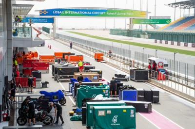 Are you coming? Everything is almost ready for the #QatarTest