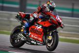 Andrea Dovizioso, Ducati Team, Qatar MotoGP™ Test