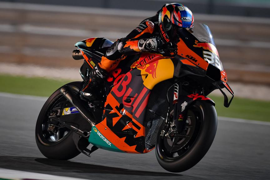 Brad Binder, Red Bull KTM Factory Racing, Qatar MotoGP™ Test