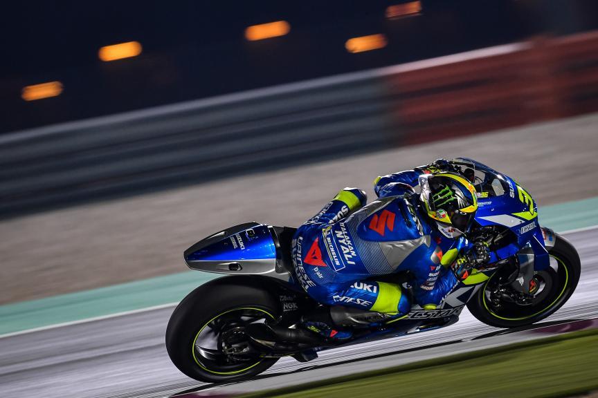 Joan Mir, Team Suzuki Ecstar, Qatar MotoGP™ Test
