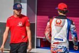 Jack Miller, Francesco Bagnaia, Pramac Racing, Qatar MotoGP™ Test