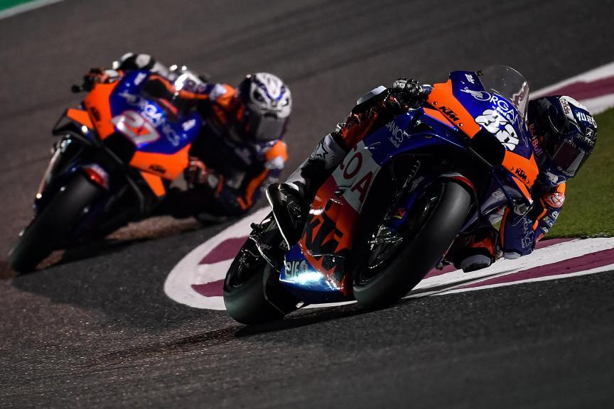 Miguel Oliveira, Red Bull KTM Tech 3, Qatar MotoGP™ Test