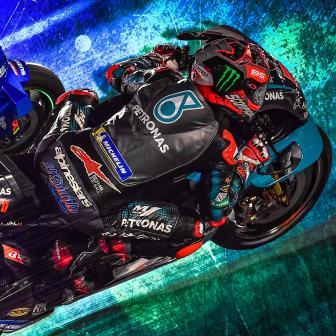 P1 für Quartararo, Suzuki sieht weiterhin stark aus