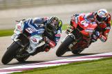 Johann Zarco, Andrea Dovizioso Qatar MotoGP™ Test