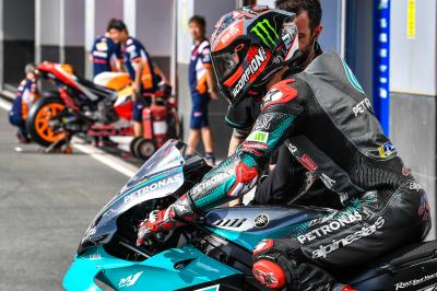 The difference a year makes: Quartararo set to impress
