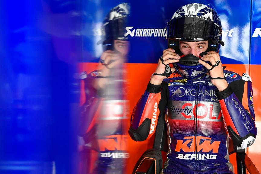 Iker Lecuona, Red Bull KTM Tech 3, Qatar MotoGP™ Test