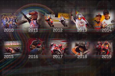 This is MotoGP™: Una década en permanente evolución
