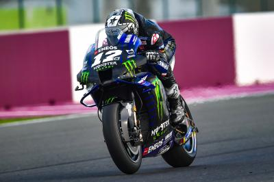 Yamaha take 2020 preseason testing clean sweep