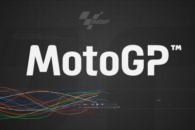 New custom typeface for MotoGP™