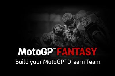 ¡MotoGP™ Fantasy ya es una realidad!