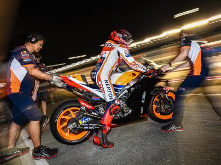 Photo gallery: 2020 MotoGP™ Qatar Test