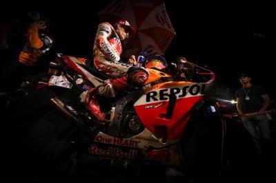 Novità nel procedimento di partenza del MotoGP™
