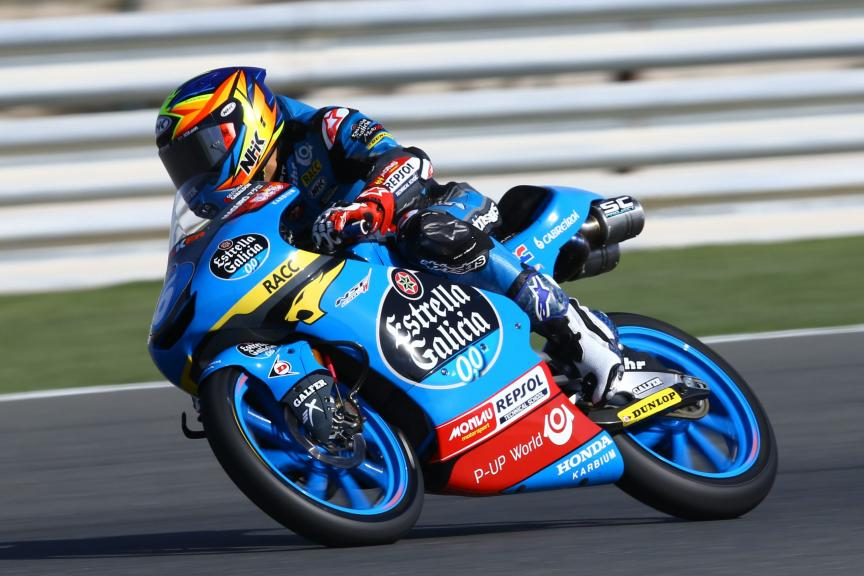 Ryusei Yamanaka, Estrella Galicia 0,0, Qatar MotoGP™ Test