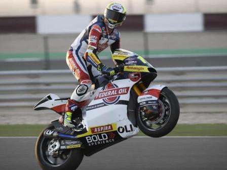 Qatar Moto2™- Moto3™ Test