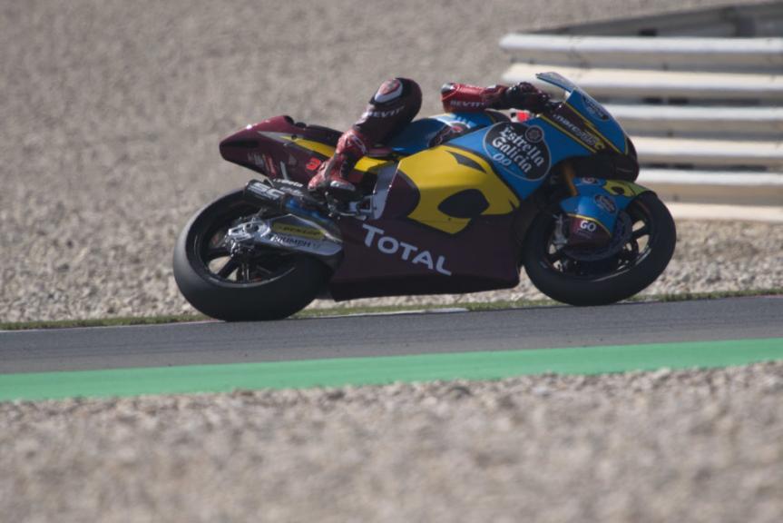 Augusto Fernandez, EG 0,0 Marc VDS, Qatar MotoGP™ Test