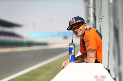 Moto2™ Test in Qatar: Chi ha dominato il Giorno 2?