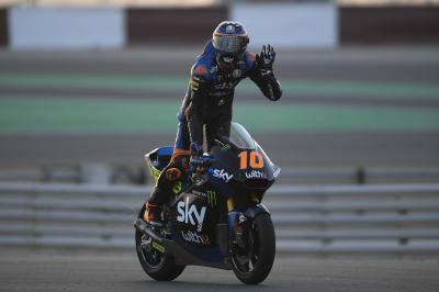 Le immagini migliori dal Test in Qatar di Moto2™ e Moto3™