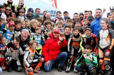 La Cup Dani Rivas celebra su selección de pilotos para 2020