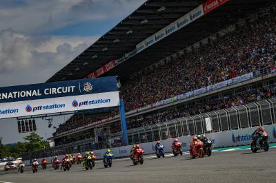 OR Grand Prix von Thailand verschoben
