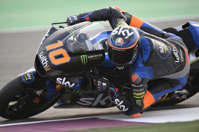 Moto2™, è tutto pronto per un'altra stagione competitiva