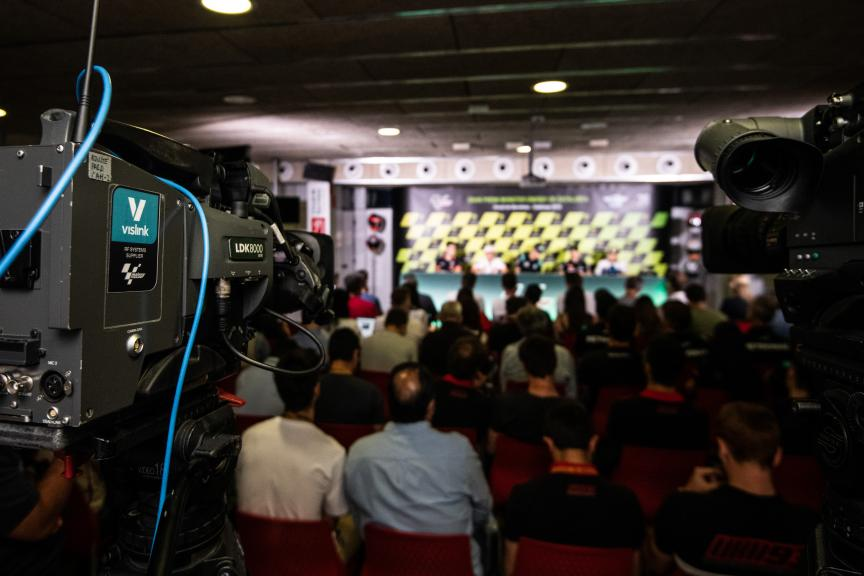 New Press Conference