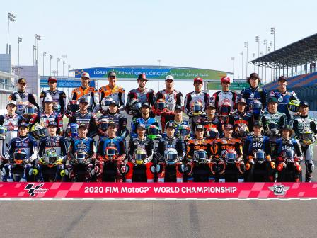 Off-Track, QNB Grand Prix of Qatar