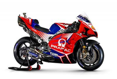 Pramac Racing desvela el diseño de sus GP20