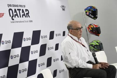 Dorna Sports CEO official statement on 2020 MotoGP™ calendar