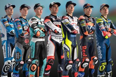 Los elegidos para la reconquista española de Moto3™